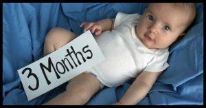 3 Aylık Bebek Gelişimi