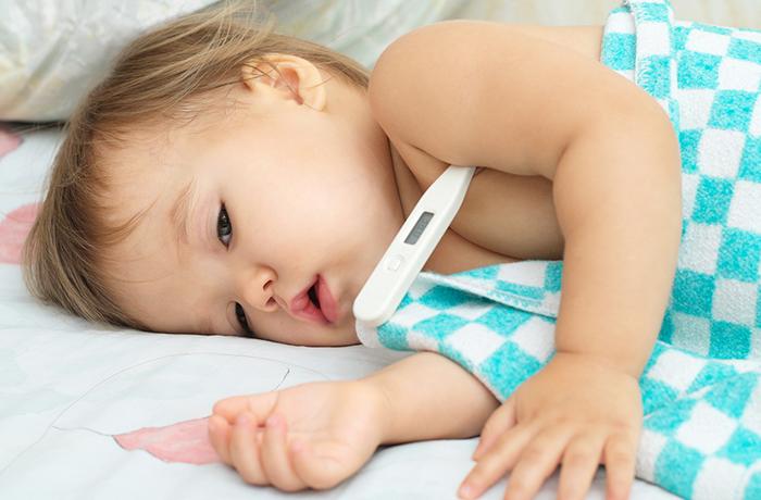 Bebeklerde Hastalık Belirtileri