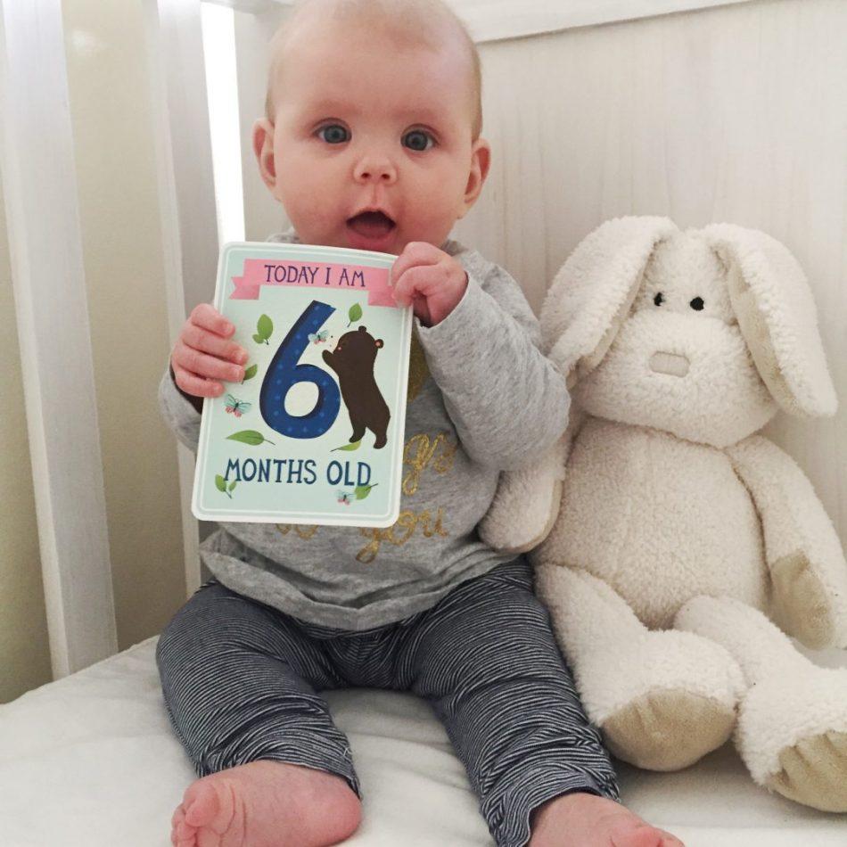 6 Aylık Bebek Gelişimi resmi