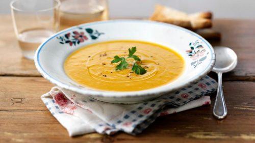 Bulgurlu Sebze Çorbası