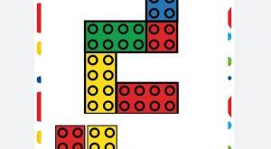 Okul Öncesi Renkli Lego Aktivitesi