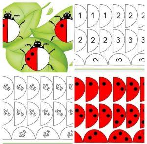 Uğur Böceği Benekleri Aktivitesi